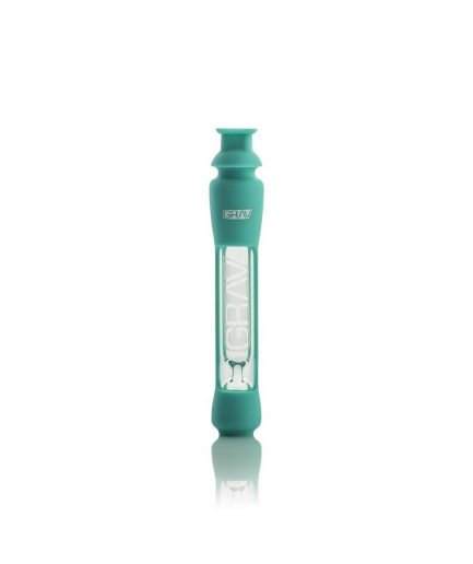 12mm GRAV® Taster with Silicone Skin - Teal