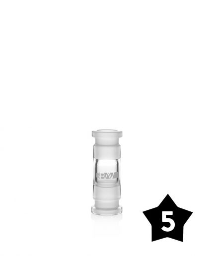 Joint Adapter - 14mm Female to 14mm Female - Pack of 5