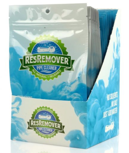 ResRemover Pipe Cleaner 25 Count Retail Box