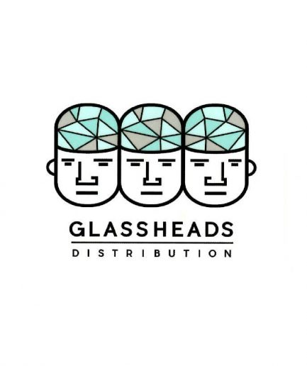 Glassheads Distribution Stickers