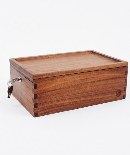 Marley Natural Lock Stash Box